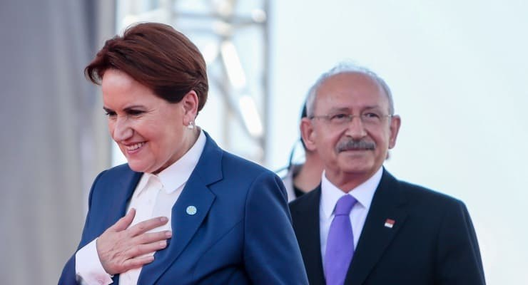 Akşener'den adaylık açıklaması: Kılıçdaroğlu kimi seçerse hayır demeyiz