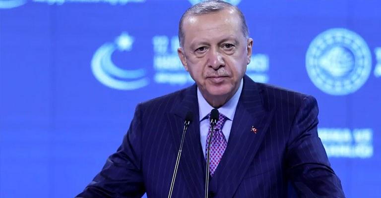 """Cumhurbaşkanı Erdoğan, """"Ülkemiz yeni bir göç yükünü taşıyamaz"""""""