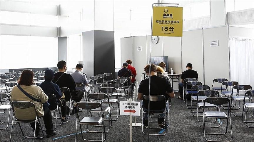 Japonya'da nüfusun yüzde 66'sı çift doz aşısını oldu