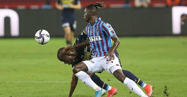 Trabzonspor, Fenerbahçe'yi 3 golle mağlup etti